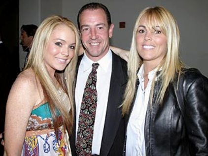 michael lohan rehab betty ford