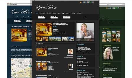 open house real estate wordpress theme