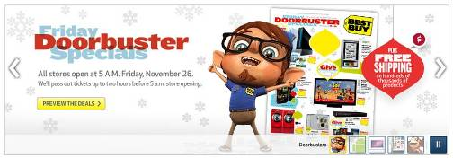 best buy black friday sale 2010