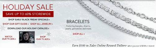 zales black friday sale 2010