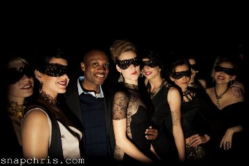 Shaun McClendon and the Angels of Allure
