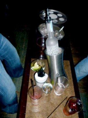 VIP Table Slide SF