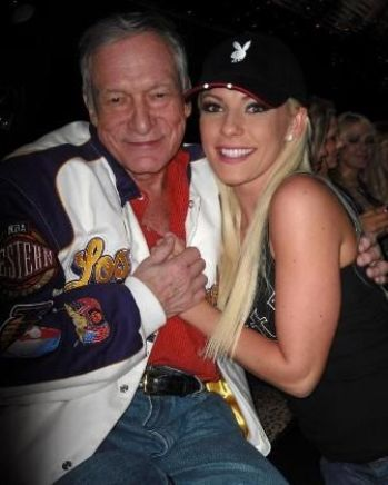 hugh hefner crystal harris engaged