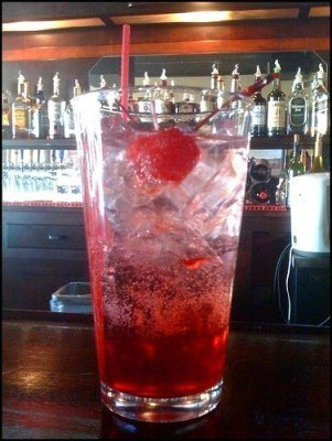 shirley temple drink lindsay lohan