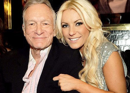 crystal harris hugh hefner engaged