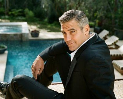 george clooney too many women drugs