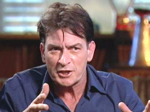 charlie sheen 2020 interview