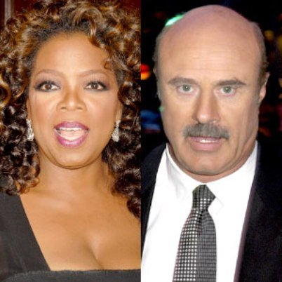 phil mcgraw almost blindsides oprah winfrey