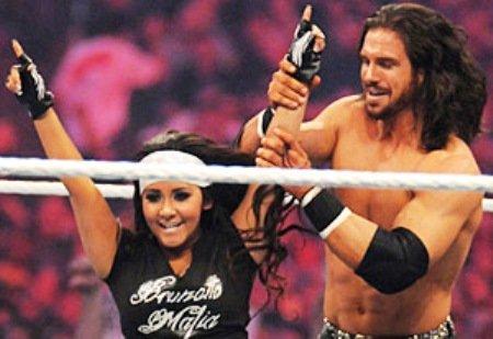 snooki wwe wrestlemania 2011