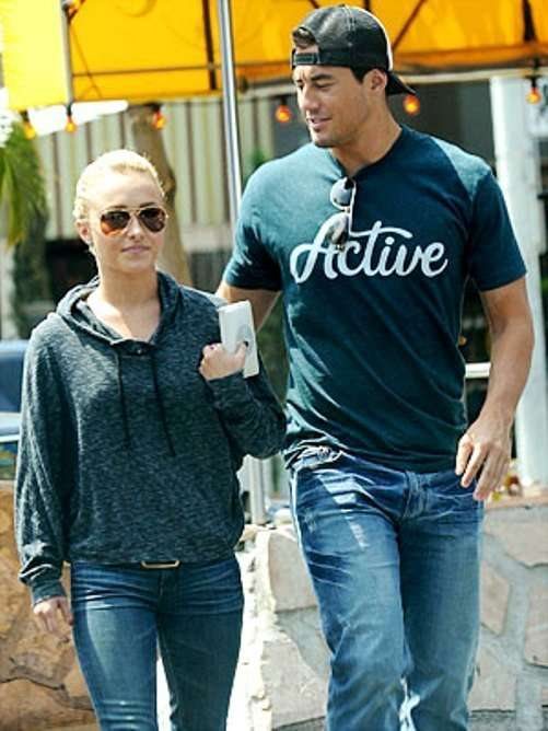 hayden panettiere scotty mcknight