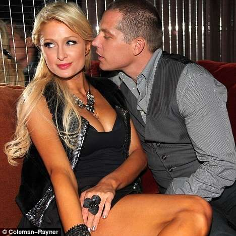 paris hilton cy waits break up