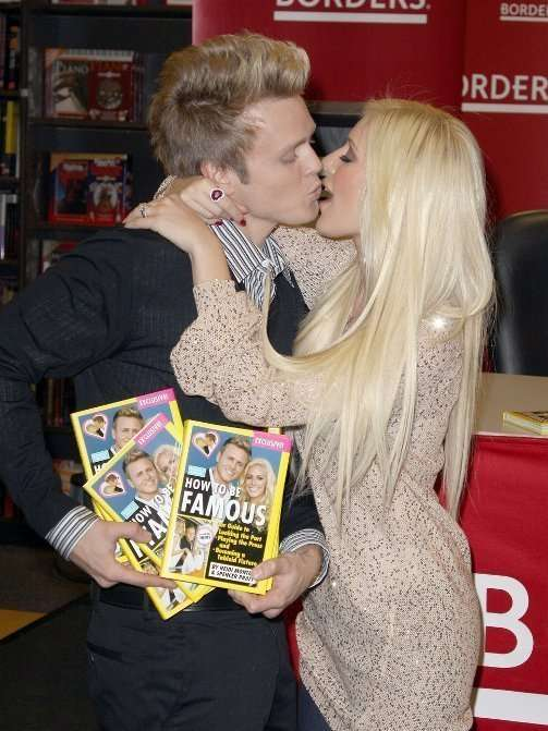 heidi montag spencer pratt broke