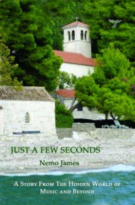 nemo james just a few seconds book cover