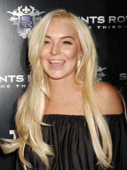 lindsay lohan kicked out of community service