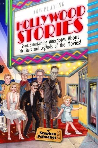 hollywood stories stephen schochet