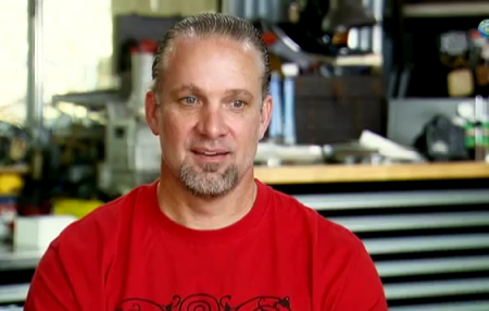 jesse james bashes sandra bullock american chopper