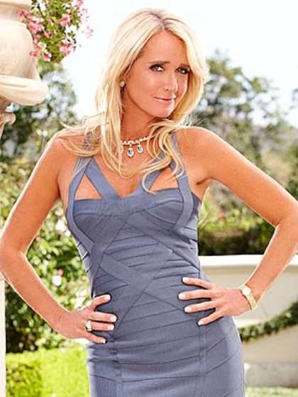 kim richards enters rehab