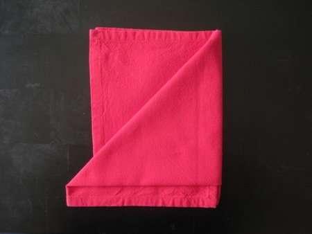 napkin folding santa hat 3