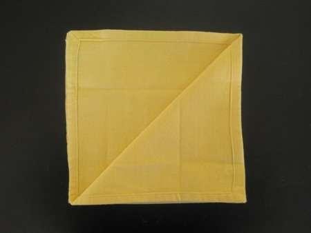 silverware pouch napkin folding 2