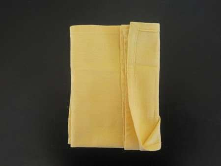 silverware pouch napkin folding 3