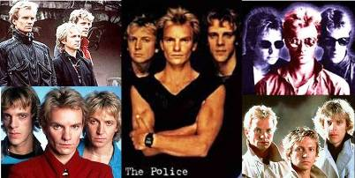 the police reunite for the 2007 grammy awards