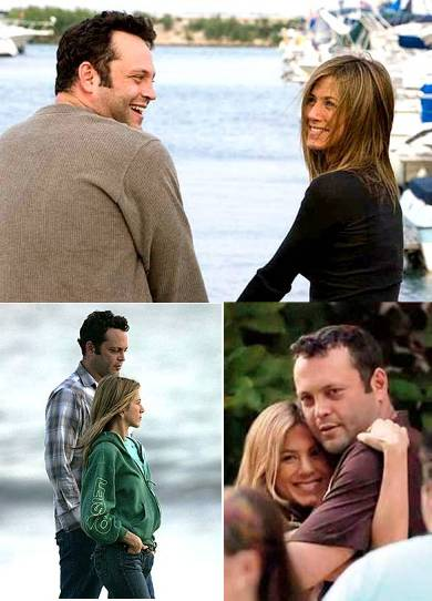 jennifer aniston vince vaughn breakup