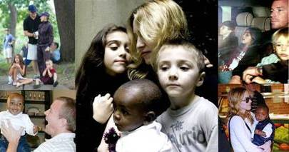 madonna and guy ritchie family photos
