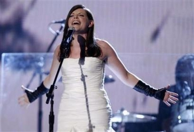 dixie chicks 2007 grammys performance