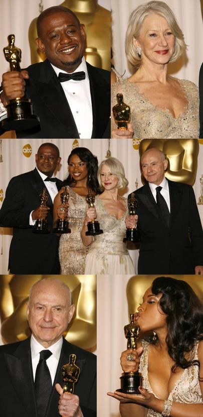 Best movie of 2007 academy awards