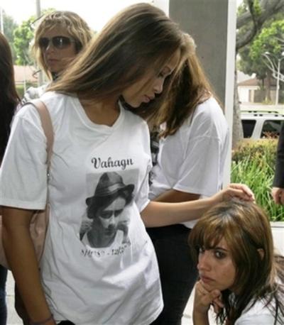 Vahagn Setian tshirt