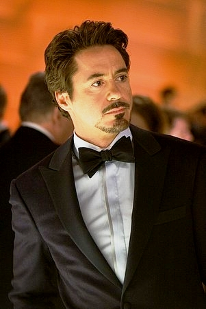 robert downey jr is iron man