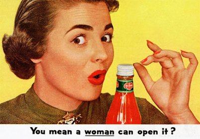 ketchup top ad 1953