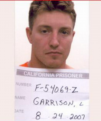lane garrison sentenced to jail mugshot