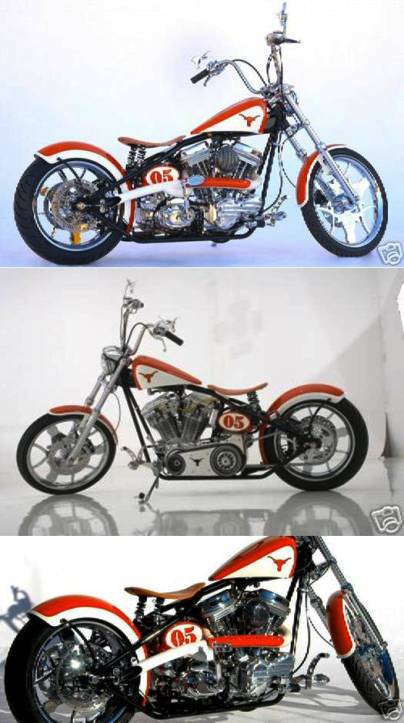matthew mcconaughey motorcycle ebay auction