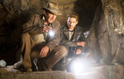 indiana jones 4 movie still shia lebeouf
