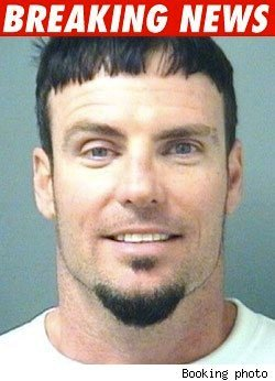 vanilla ice mug shot 2008