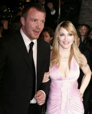 madonna guy ritchie divorce rumors