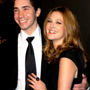 drew barrymore justin long split