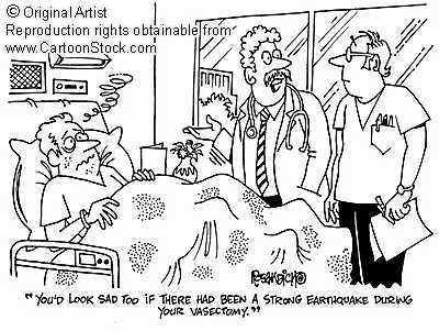 vasectomy cartoon