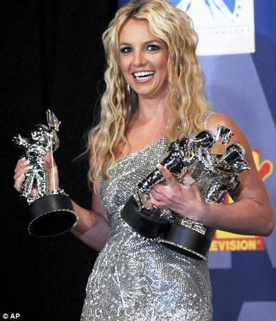 britney spears 2008 mtv vma