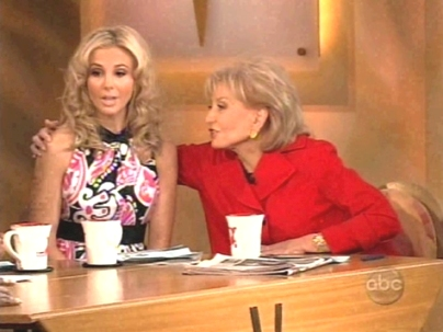 is elisabeth hasselbeck leaving the view