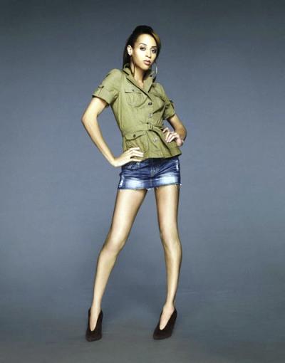 transgendered model isis