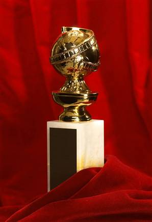 2009 golden globes awards statue