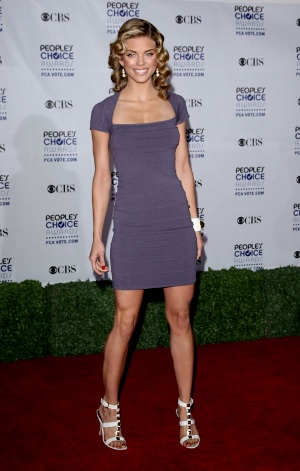 annalynne mccord 2009 people's choice awards