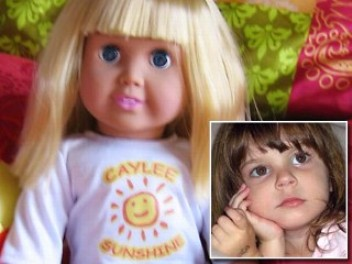 caylee anthony doll sales suspended