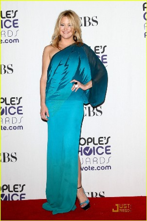 kate hudson 2009 people's choice awards