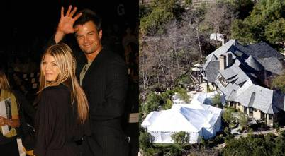 josh duhamel fergie married