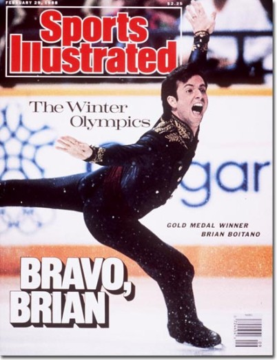 brian boitano gold medal 1988