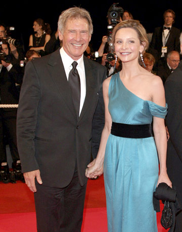 are harrison ford and calista flockhart engaged