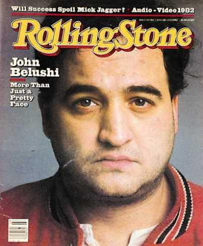john belushi rolling stone cover